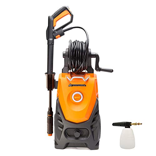 Yard Force 150 Bar 2000W High-Pressure Washer with Accessories 440l/h EW...