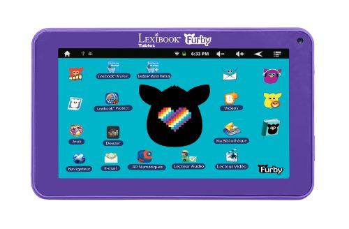 LEXIBOOK- MFC195FUFR - Jeu Électronique - Furby Tablette - Version FR - 7 pouces