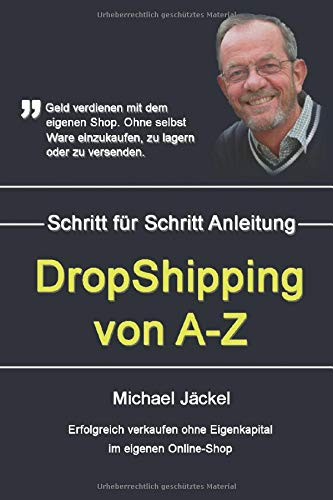Taschenbuch DropShipping von A-Z Erfolgreich verkaufen ohne Eigenkapital