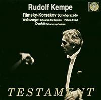 Kempe Conducts: Scheherazade / Schwanda Bagpiper by VARIOUS ARTISTS (2003-02-11)