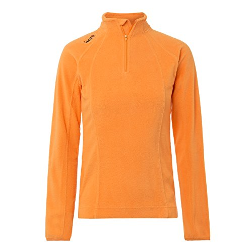 IZAS FERNI Polar Fleece, Femme XS Orange