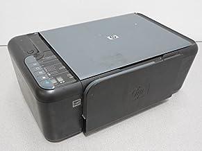 HP Deskjet F4435 All-in-One Printer - Black (CB750A#1HA)
