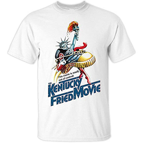 JONES DIY The Kentucky Fried Movie, Poster (1977) T-Shirt (White)