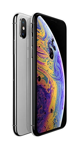 Apple iPhone XS 64 GB Plata (Reacondicionado)