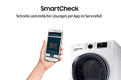 Samsung DV6000 Libera installazione Carica