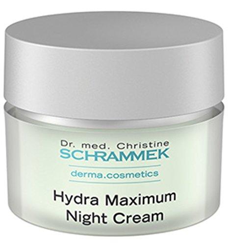 Dr. Christine Schrammek Hydra Maximum Night Cream-50 Ml. Intensive...