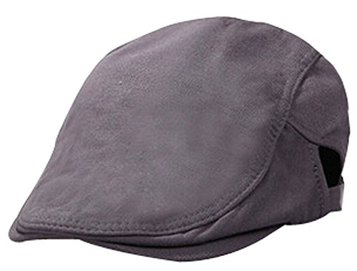 Rétro Chapeau hommes et de baseball femmes Hat Fashion Cap Gris foncé