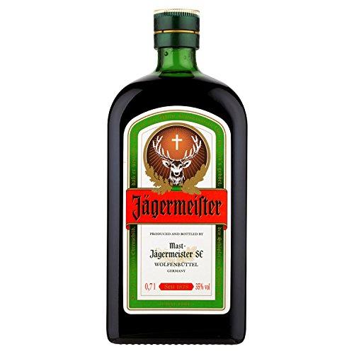 Jagermeister - Amaro licor de hierbas 0,70 lt.