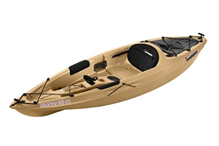 Sun Dolphin Journey Fishing Kayak Review