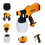 Homdum Electric HVLP Paint spray gun 450W -Ingco Portable Painting/Spraying Machine -Fast Air...