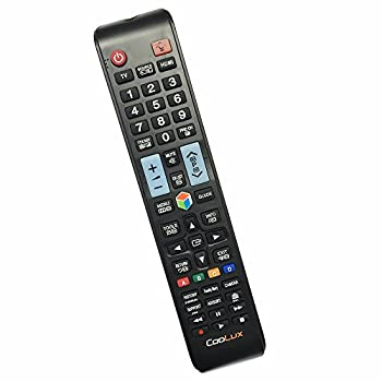 Universal Remote Control for Most Samsung LCD LED HDTV 3D Smart Home Entertainment TVs  One pcs