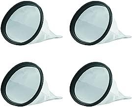 Hoover Commercial 2KE2105000 HEPA Cloth Bag Liner for Shoulder Vac Pro Vacuum Cleaner (Pack of 4)