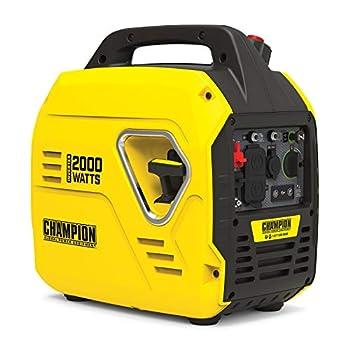 Champion Power Equipment 100692 2000-Watt Portable Inverter Generator Ultralight