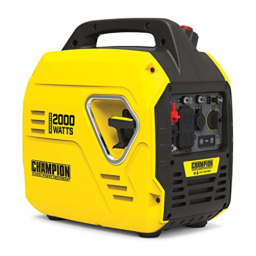 Champion Power Equipment 100692 2000-Watt Ultralight Portable Inverter Generator