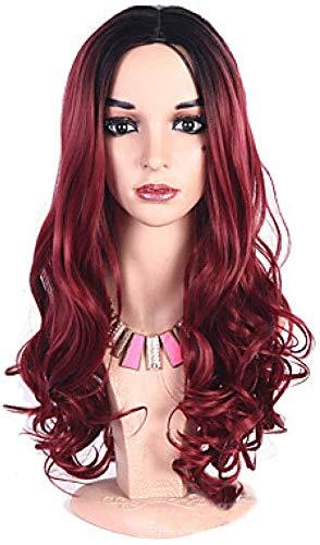 comprar pelucas borgoña en línea