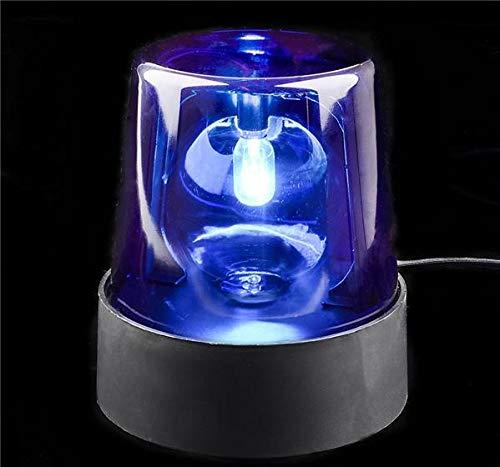 Rhode Island Novelty Blue Police Beacon Light