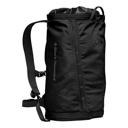 Black Diamond STREET CREEK 20 - robuster Rucksack im Haulbag-Design, 20 L, Black
