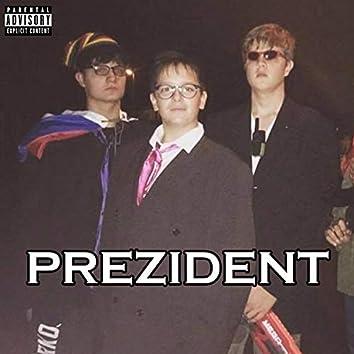 Prezident (feat. John Ypsilon, Lil Spajdr & Lil Tuk)