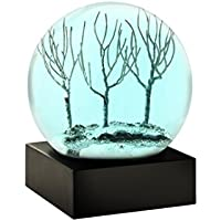 CoolSnowGlobes Winter Evening Snow Globe