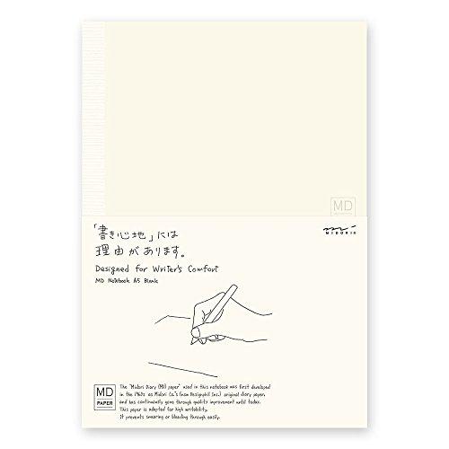 Midori 15190006Papier-Notizbuch, A5