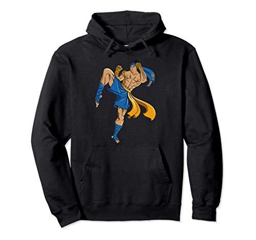 Mui Thai Kampfsport Geschenk Pullover...