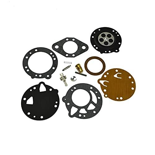 Accesorios de carburador, Kit de reparación de carburador de carburador 08 070 090 08s 08se 08seq Las8 TS350 TS360 RB-42 RK-83HL Motosierra Fácil de instalar y duradero para el amante de la motociclet
