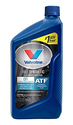 Valvoline Continuously Variable Transmission Fluid...