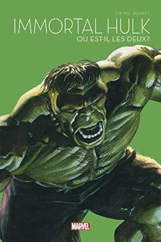 Immortal Hulk... Ou est-il les deux ?