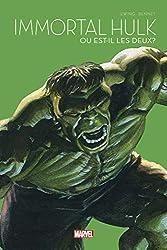 Immortal Hulk... Ou est-il les deux ? - Le Printemps des comics 2021 d'Al Ewing