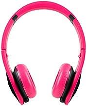 Monster 128551-00 Monster DNA On-Ear Headphones with ControlTalk Cables for Apple Selected Models - Laser Pink