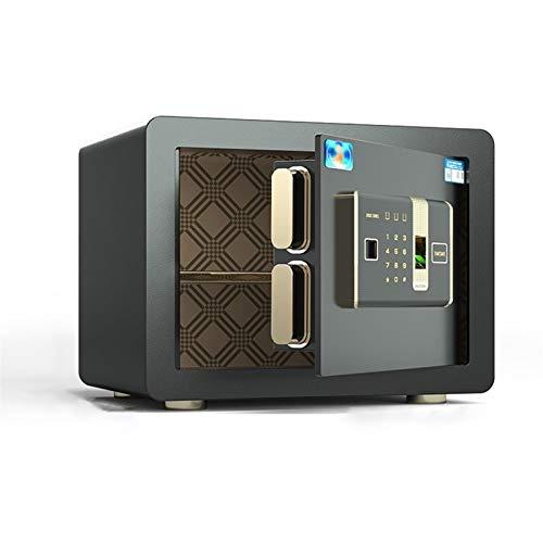 SMLZV Cajas fuertes, Seguridad for el Hogar caja de la cerradura electrónica - Caja de seguridad con dispositivo de accionamiento mecánico, Combinación Digital Bloqueo seguro