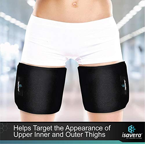 Isavera Thigh Fat Freezing System Review