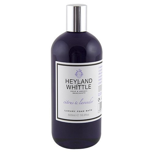 Heyland&Whittle Gel de Baño Cítrico y Lavanda 500 ml