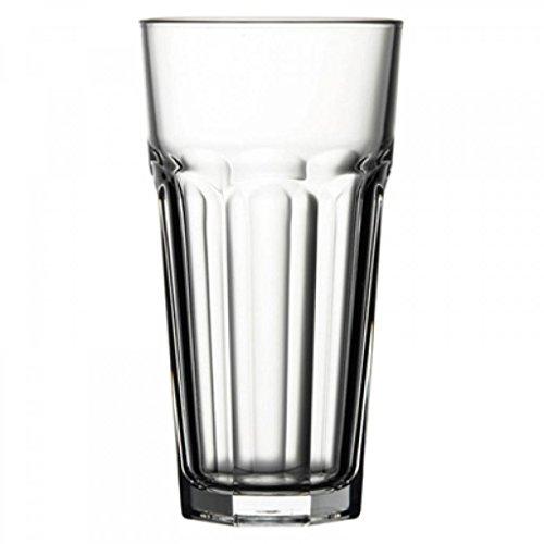 Pasabahce 52707 Casablance Longdrinkglas, 479 ml, Glas, transparent, 12 Stück