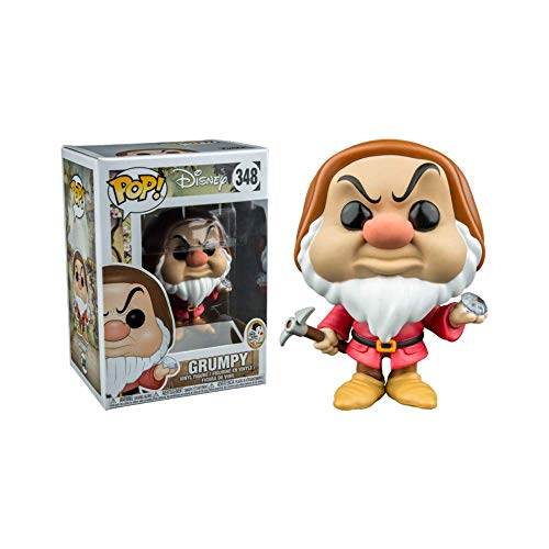 Funko POP! Disney: Blancanieves y los siete enanitos: Gruñón Exclusivo