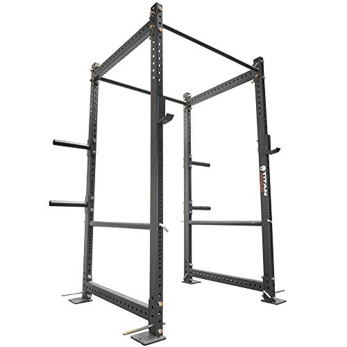 Titan Fitness T-3 Series Tall Power Rack | 36' Depth | V2