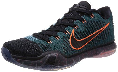 Nike Kobe X Elite Low, Zapatillas de Balonmano para Hombre
