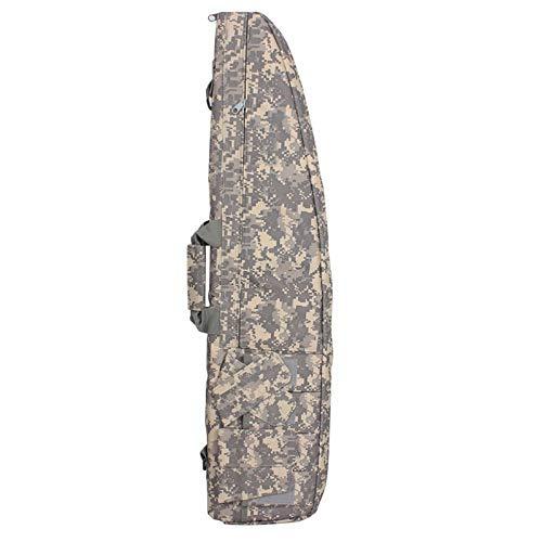 LiQinKeJi8 Cómodo Funda táctica 98cm 118 cm Pistola Pesada resbalón bejas Carreras Bolsa Rifle Caja Nylon Funda Bolsa Caza Caza Mochila Bolsas Caza al Aire Libre Deporte Herramienta de Funda