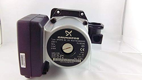 Buderus/Grundfos Heizungspumpe UPER 15-60 für GB 152 Ersatzteilenr.: 7101584