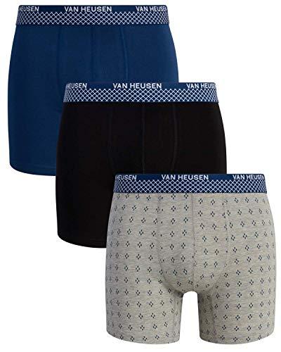 Van Heusen Men's Stretch Cotton Boxer Briefs (3 Pack)