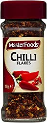 MasterFoods H&S Chilli Flakes, 18g Jar