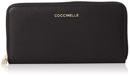 Coccinelle - Borsa da donna Metallic Saffiano Business, multicolore, 2 x 8 x 10 cm