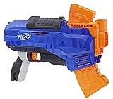 Nerf Elite RukKus ICS-8 et Flechettes Nerf Elite Officielles
