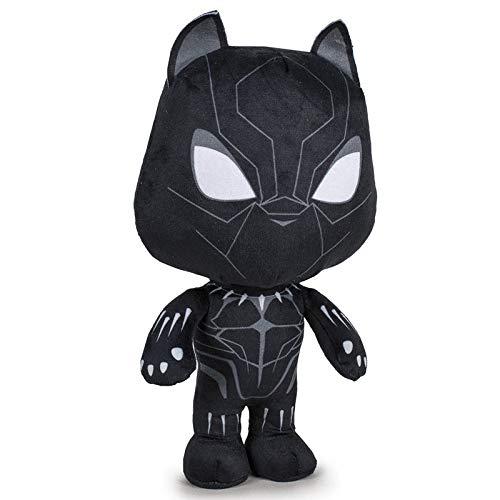 Los Vengadores Peluche Black Panther The Avengers Marvel 40cm Pantera Negra