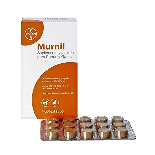 Bayer 0000000005465 Murnil Suplemento Vitamínico, 60 Comprimidos