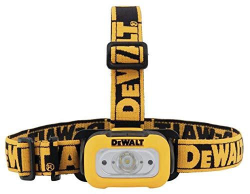 DEWALT Headlamp for Jobsite, 200 Lumen (DWHT81424)
