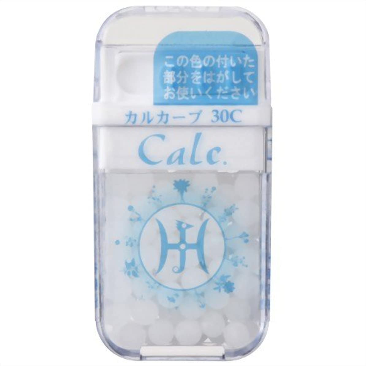 症状副産物フォーラムホメオパシージャパンレメディー Calc.  カルカーブ 30C (大ビン)