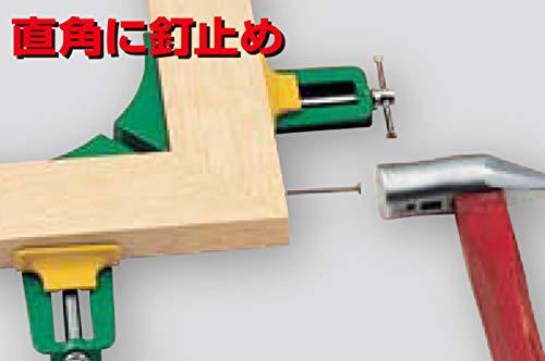 SK11コーナークランプ固定板幅70mm以下SKC-1
