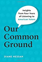 Our Common Ground: Insights from Four Years of Listening to American Voters