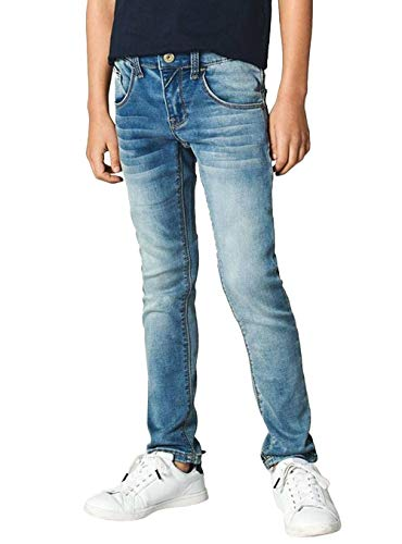 NAME IT Boy X-Slim Fit Jeans Sweatdenim 164Light Blue Denim
